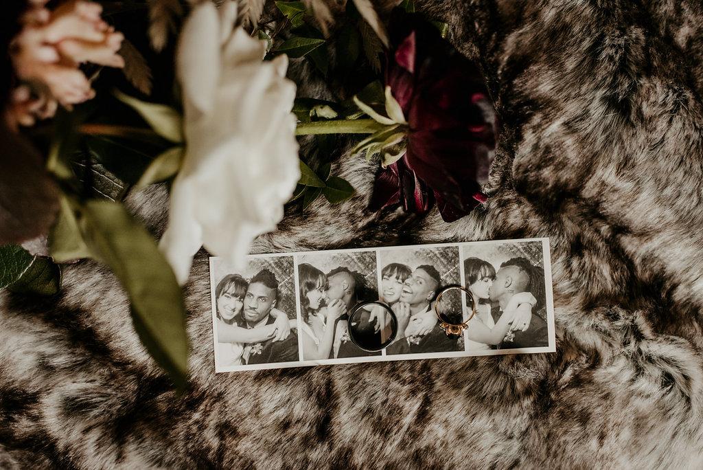toronto elopement, toronto wedding, toronto wedding planner, wedding rings, barrie wedding planner, moody florals, winter wedding inspiration, barrie winter wedding, toronto winter wedding, photobooth wedding